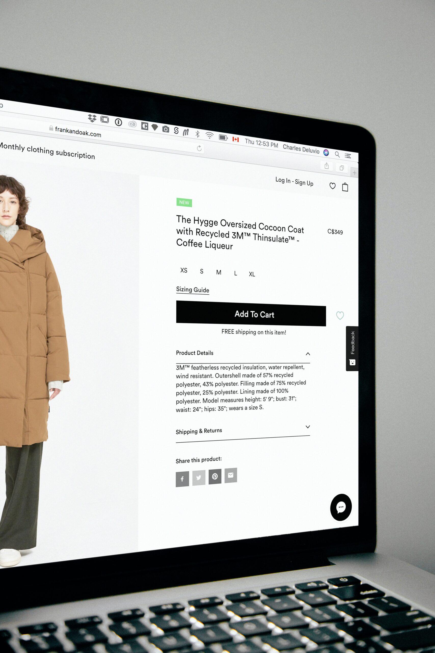 Retail eCommerce API